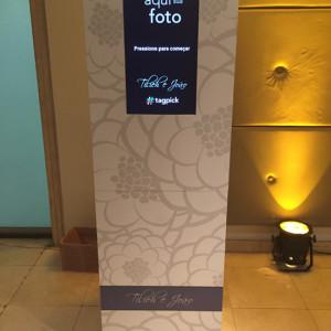 TagPick | Totem e Cabine de Fotos para eventos